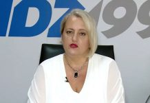 Dr. Diana Zelenika nakon 14 godina napušta HDZ 1990