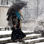 Narednih dana u BiH pretežno oblačno vrijeme, uz slab snijeg i kišu povremeno