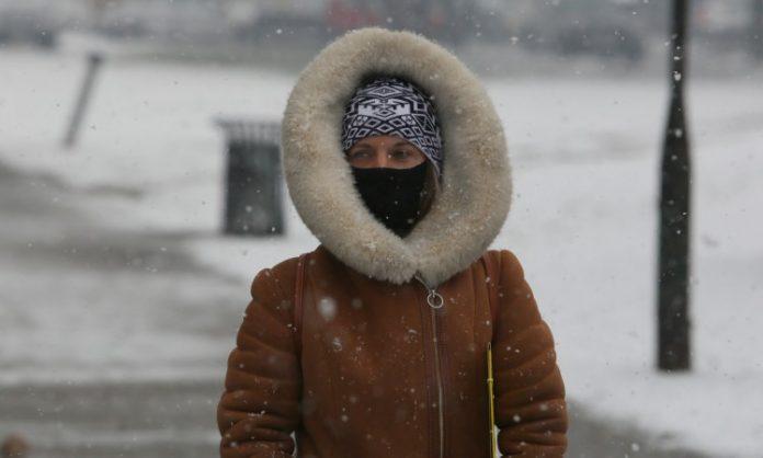 Žuti meteoalarm zbog niskih temperatura na području cijele BiH