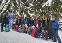 Karatisti KK Mladost Vitez posjetili Planinarski dom Zabrđe iznad Viteza