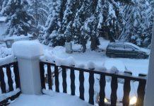 U Bosni jutros oblačno sa snijegom, Hercegovina vedra sa burom