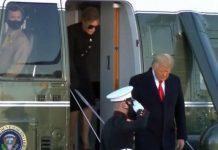 Donald i Melania Trump napustili Bijelu kuću i otišli na Floridu