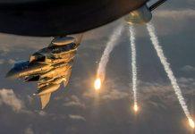 SAD izvršile napad na mete u Siriji