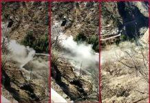 Glečer s Himalaja srušio branu u Indiji