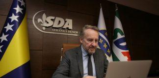 Izetbegović pozvao zvaničnike EPP-a: Podržite BiH na putu ka članstvu u EU