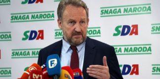 Izetbegović-Palmer: Ubrzati EU i NATO put BiH, šira rasprava o izbornoj reformi