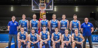 Košarkaši BiH danas protiv Grčke