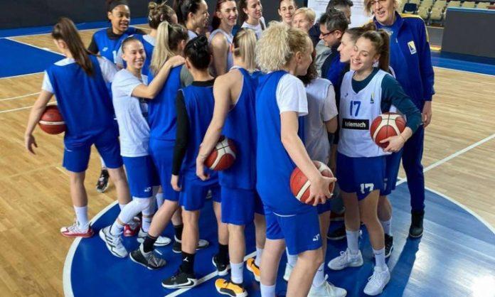 Košarkašice BiH danas protiv Švicarske, pobjeda donosi plasman na Eurobasket