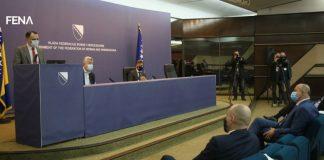 U Vladi FBiH počeo sastanak o epidemiološkoj situaciji i nabavci vakcina