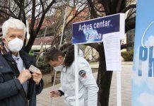 Zeničani danas potpisuju peticiju za zaustavljanje gradnje HE 'Janjići'