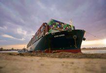 """Oslobođen brod """"Ever Given"""" koji je blokirao Suecki kanal"""