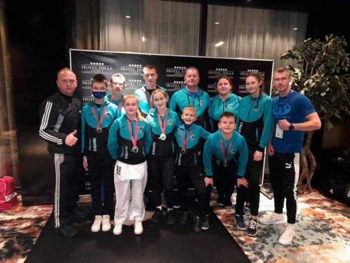 Osam medalja za karatiste Karate kluba Mladost Vitez na turniru