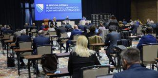 Predstavnički dom FBiH donio niz odluka za suzbijanja širenja zaraze