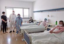 KCUS - Sve usluge onkološkim bolesnicima pružene bez odlaganja i otkazivanja hospitalizacija