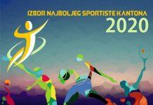 """U petak u Jajcu """"Izbor najboljeg sportiste Kantona za 2020. godinu"""""""