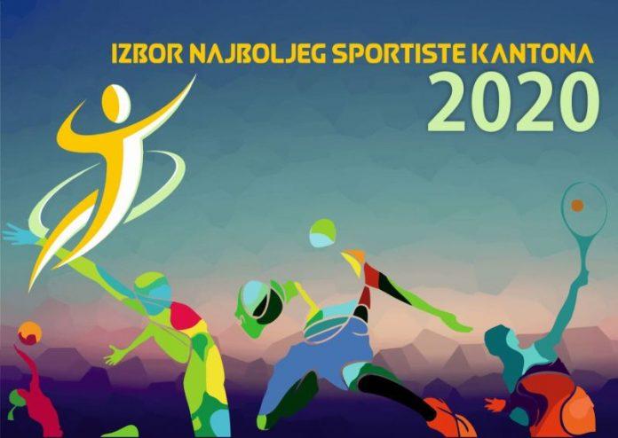 """U petak u Jajcu """"Izbor najboljeg sportiste Kantona za 2020. godinu"""