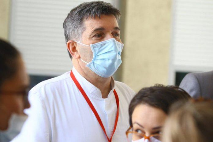 Ismet Gavrankapetanović imenovan za direktora Opće bolnice u Sarajevu