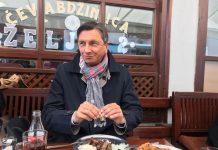 Predsjednik Republike Slovenije Borut Pahor danas u radnom posjetu BiH