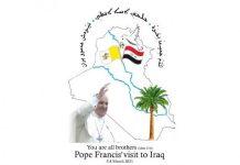Papa Franjo u petak u posjeti Iraku