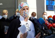 Prof. dr. Sebija Izetbegović: Povući ćemo respiratore ali samo ako Forto i Vranić potpišu