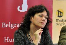 dr. Dubravka Stojanović: Nema prekrajanja granica bez rata