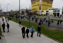 U Sarajevu održani protesti u organizaciji pokreta 'Ženski marš'