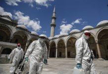 Turska uvodi puni lockdown od četvrtka, najstroža mjera od početka pandemije