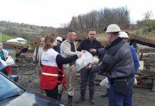 Merhamet pripremio iftare rudarima u Zenici i Kaknju
