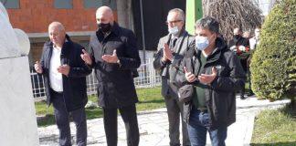 Odata počast poginulim pripadnicima Specijalne jedinice MUP-a RBiH 'Bosna'