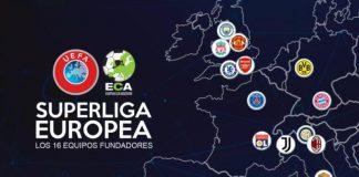 Najveći klubovi najavili osnivanje evropske nogometne 'Superlige'