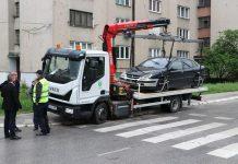 Počela akcija uklanjanja napuštenih i neregistrovanih vozila s javnih površina