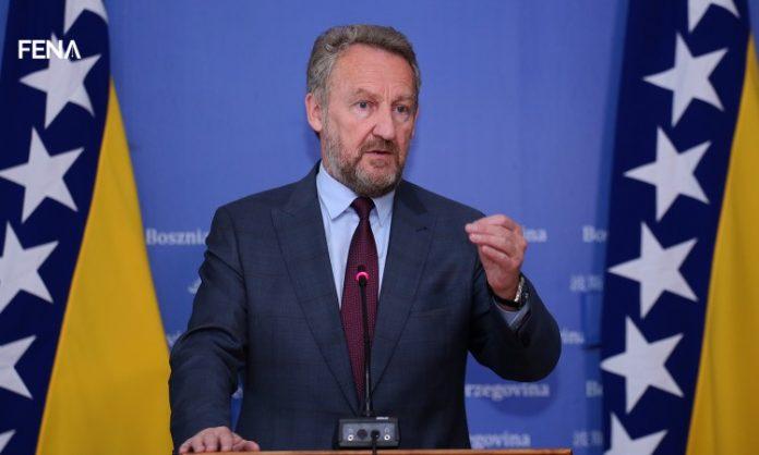 Bakir Izetbegović: Naredne sedmice novi sastanak SDA i HDZ-a