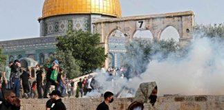 Izraelska policija ponovo napala Palestince u kompleksu džamije Al-Aksa