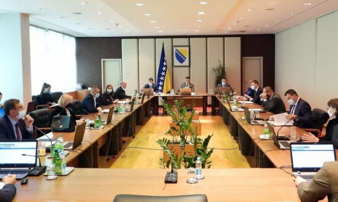 Vijeće ministara BiH danas ponovo o ukidanju viza i ulasku stranaca u BiH