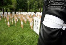 Instalacijom u Velikom parku obilježen Dan bijelih traka