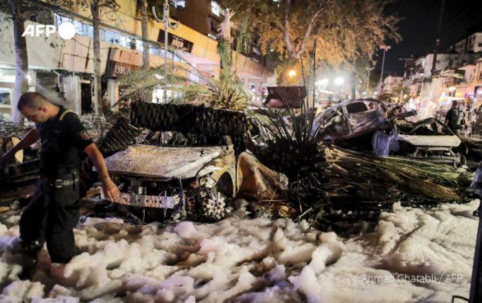 U bombardovanju Gaze poginulo najmanje 36 Palestinaca, od kojih desetero djece