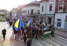 Travnik mirnom protestnom šetnjom iskazao podršku narodu Palestine