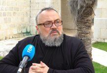 Iguman Danilo: Da nam Vaskrs donese oslobođenje od bolesti