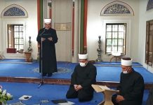 Banjalučka Ferhadija: Skromno obilježen Dan džamija
