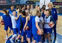Počinju pripreme ženske košarkaške reprezentacije BiH za EP