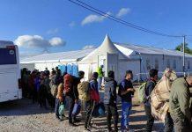 U kamp Lipa izmješteno 255 migranata sa četiri lokacije na području Bihaća