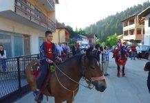 Jutros iz Karaule krenula kolona konjanika prema Pruscu