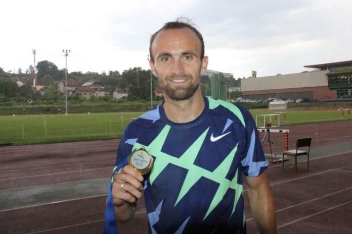Amel Tuka: Poseban je osjećaj trčati na državnom prvenstvu i braniti boje svog kluba