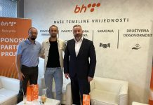 Amel Tuka BH Telecomu: Hvala što godinama podržavate bh. sport
