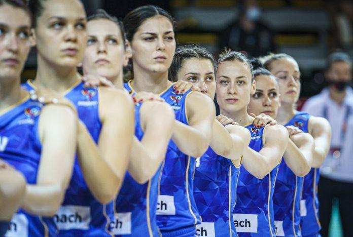 Košarkašice BiH bez Marice Gajić poražene od Francuske u četvrtfinalu Eurobasketa