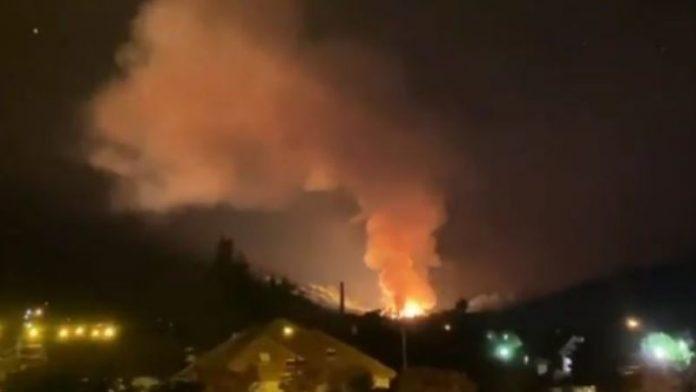 Ponovno eksplozija u fabrici 'Sloboda' u Čačku