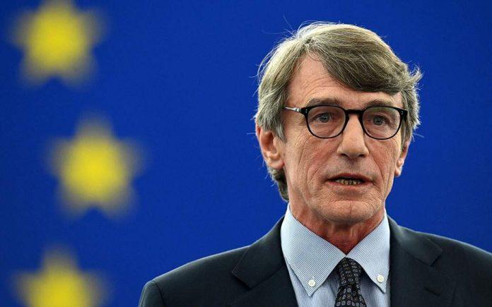 Predsjednik EP Sassoli: Dopustiti ulazak država Zapadnog Balkana u EU
