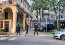 Elez u Tužilaštvu KS: Ispitivanje u vezi s ubistvom sarajevskih policajaca