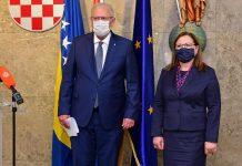 Vlada Hrvatske donirala 30.000 doza cjepiva za BiH