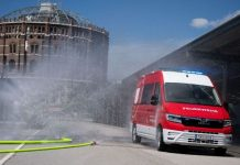 Beč: Predstavljeno prvo električno vatrogasno vozilo